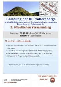 Einladung 20131126