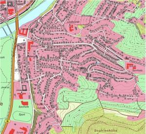 amtl. topogr. Karte